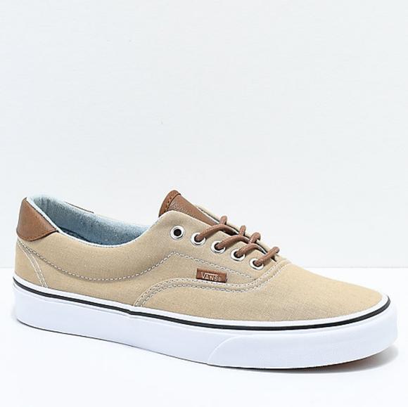 Van's Era 59 beige sneakers